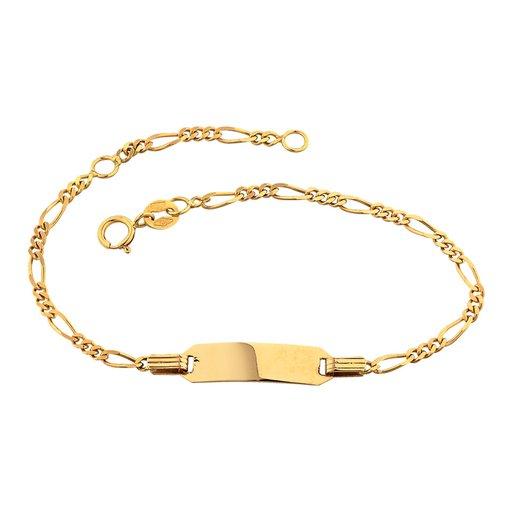 Hallbergs Guld armband du kan köpa online  6a55a4f9686f9