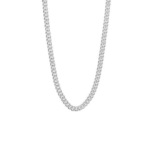 Halslänk i äkta silver 45 cm