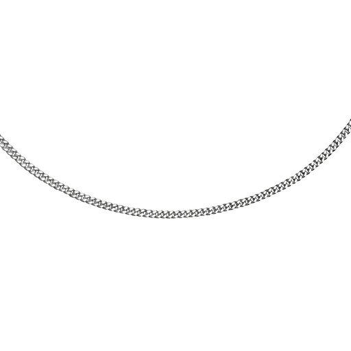 Kedja i äkta silver 45 cm