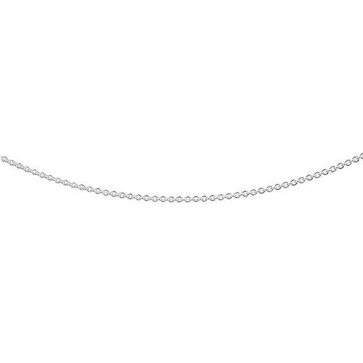 Kedja i äkta silver 42+3 cm
