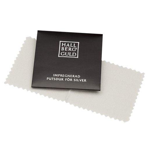 Miniputsduk för silversmycken