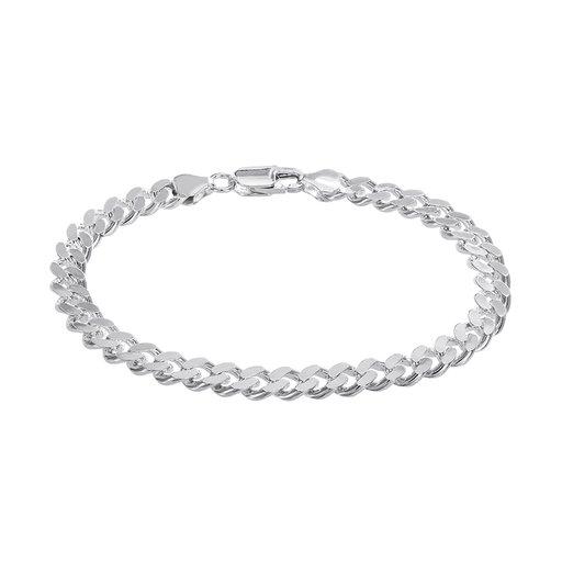 Armlänk i äkta silver 21 cm