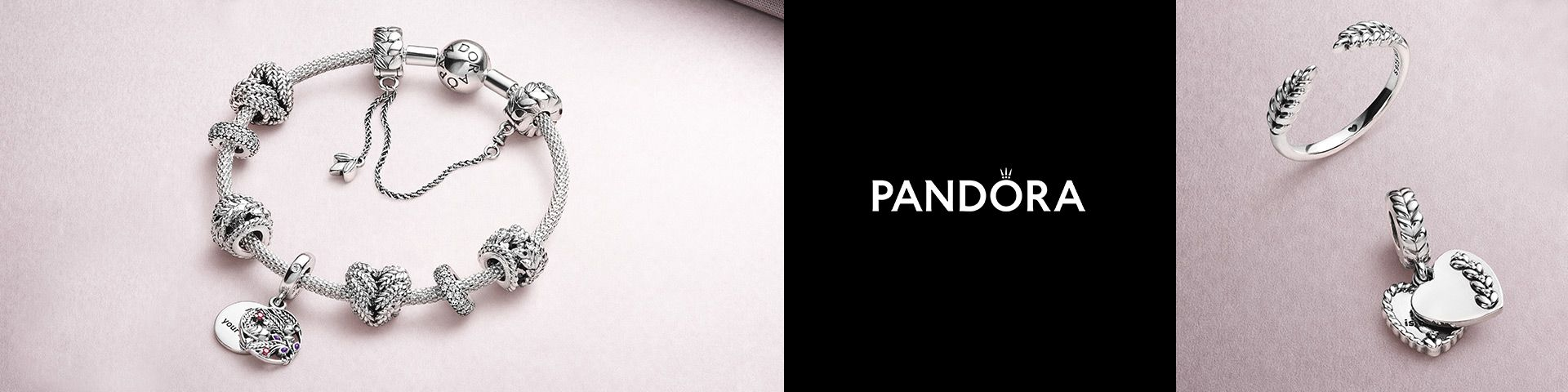 PANDORA grundades i Danmark 1982 och har sedan dess uppnått enorm  popularitet. Deras smycken säljs i mer än 80 länder på 6 kontinenter. f954c54692ccb