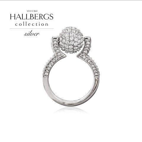 Hallbergs Collection Silver